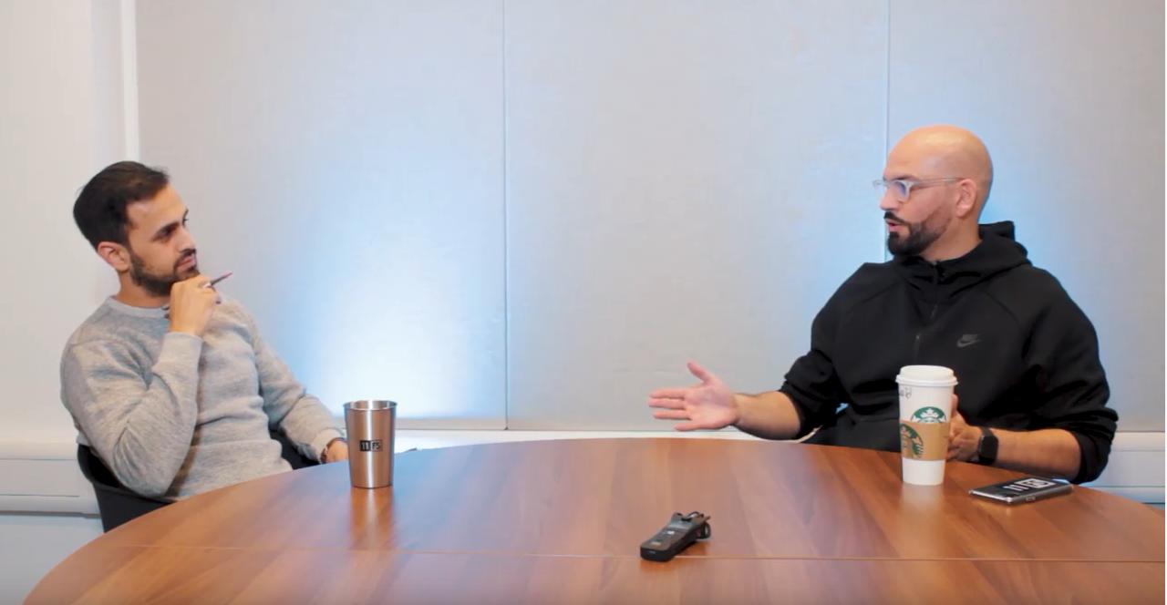 David M Brear Interview