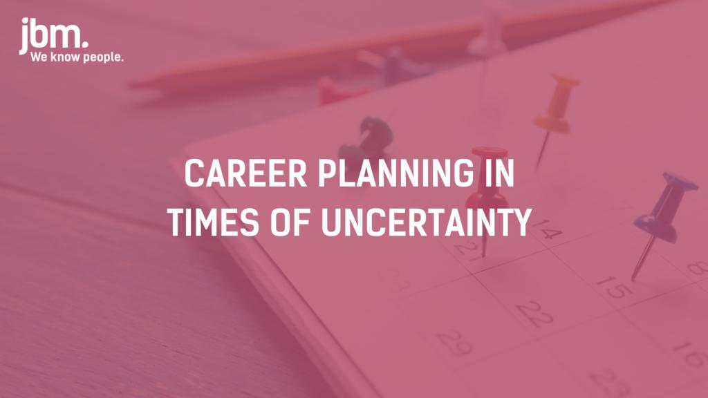 Career Planning Webinar