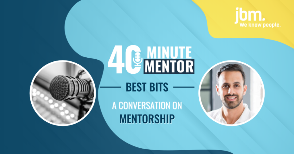 The Power of Mentorship